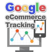 Google eCommerce Tracking Logo